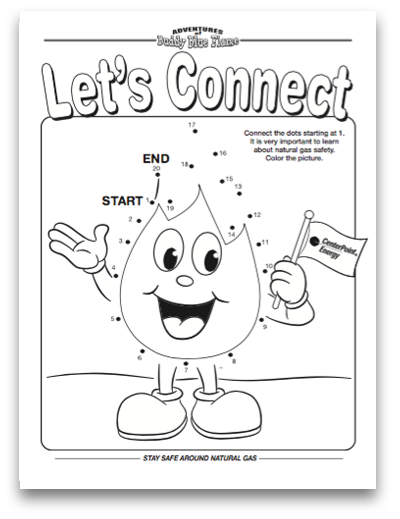 Connect dots with Buddy