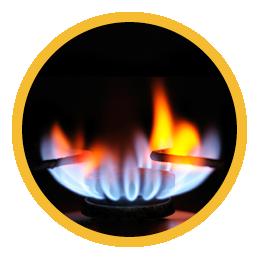 gas burner Centerpoint Energy