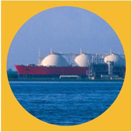 transporting natural gas