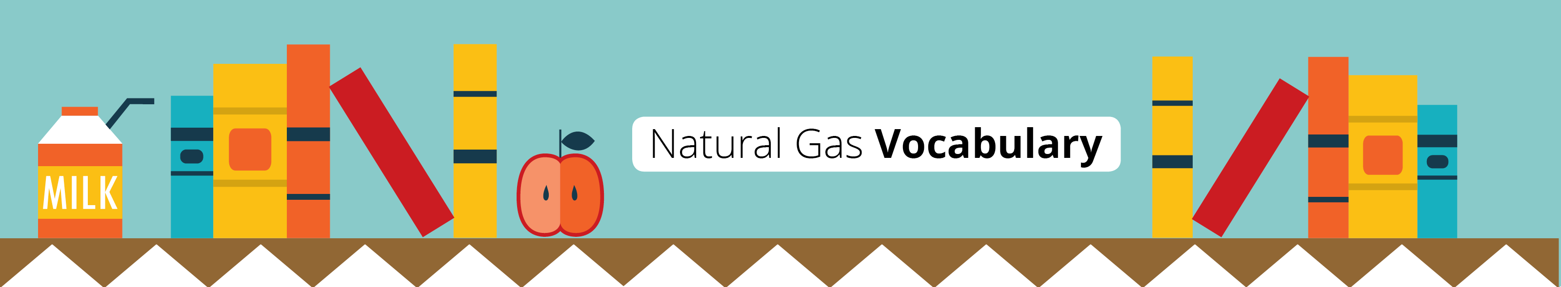 Natural Gas Vocabulary